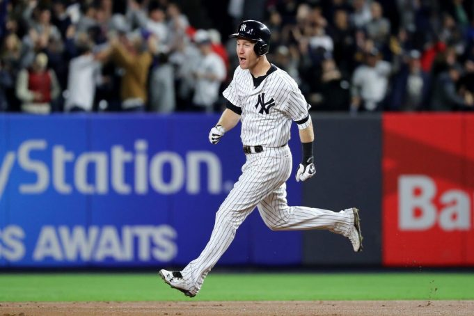 Is Todd Frazier the Flavor For the New York Yankees in 2018?