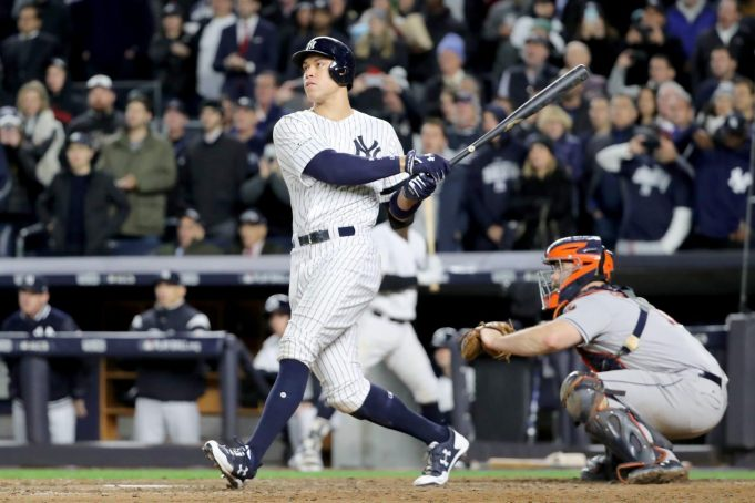 New York Yankees Put A Boogie Down Beat Down on Astros (Highlights)