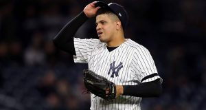 Dellin Betances New York Yankees
