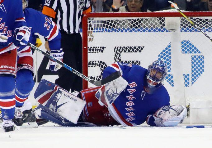 New York Rangers: What Has Happened To Henrik Lundqvist? 1