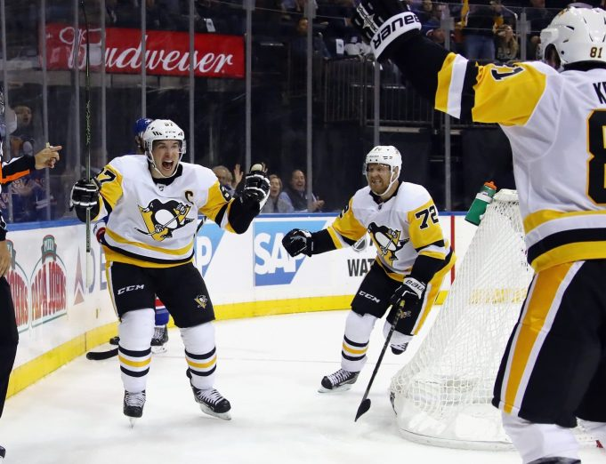 New York Rangers Fall To Penguins in OT: Lundqvist, McDonagh Choke (Highlights)