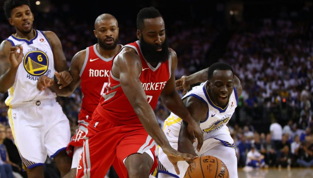 Houston Rockets Pose the Greatest Threat To the Golden State Warriors 5