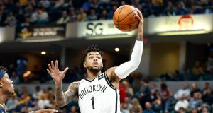 D'Angelo Russell Listed as 'Doubtful' Against Cavaliers