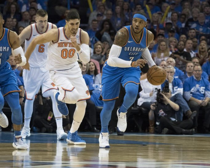 Carmelo Anthony: No Reason For New York Knicks Fans To Boo Me