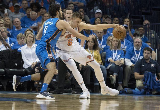 New York Knicks Need More Than Kristaps Porzingis Offensively 2