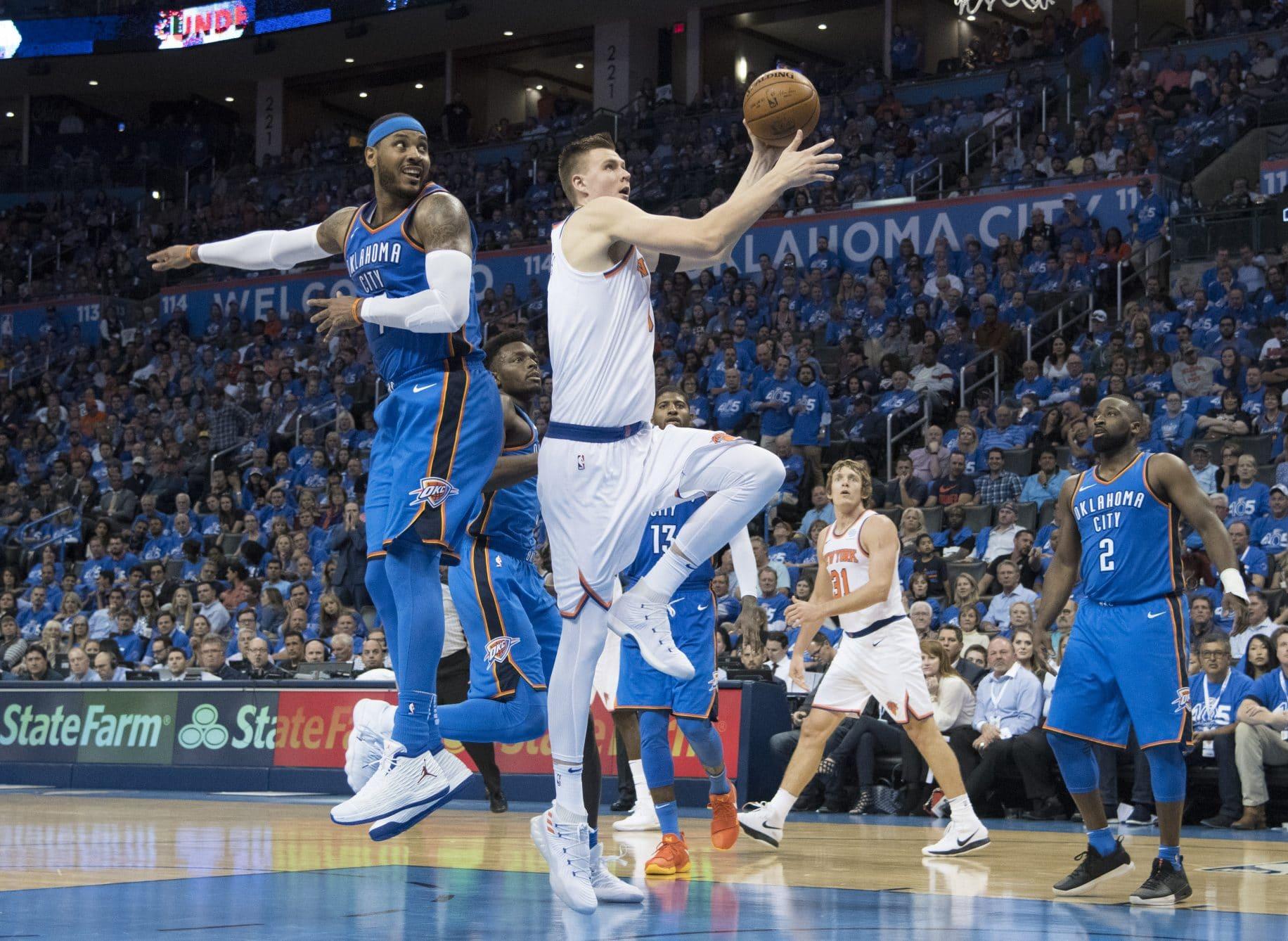 New York Knicks-OKC Thunder: 5 Statistics That Tell the Story
