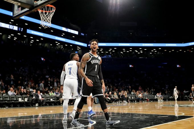 Russell Leads Nets Late to Win Over Magic, 126-121 (Highlights) 1