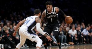 D'Angelo Russell, Aaron Gordon Duel Ends With Nets Loss (Highlights)