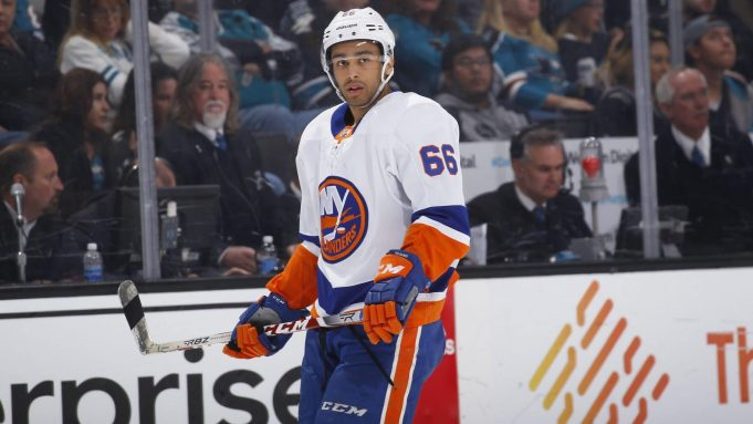 New York Islanders Need Joshua Ho-Sang To Reach Next Level 1