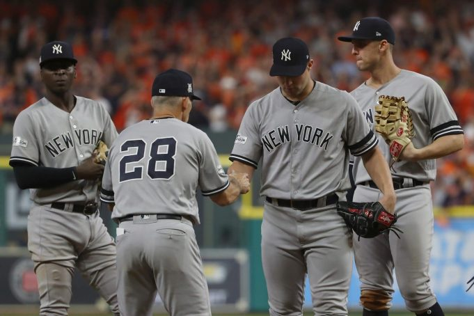 New York Yankees Fans: Shift Your Focus Concerning Game 7 Loss Topics 2