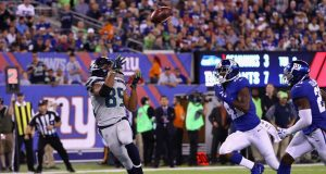 The New York Giants Lost Twice To Seattle On Sunday