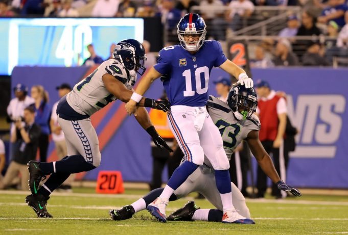 New York Giants Offense Shows No Life In Loss To Seattle Seahawks 1