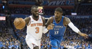 New York Knicks: The Offense Still Stinks And The Players Are Still Mad