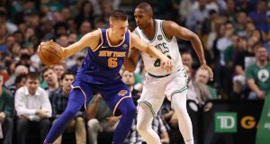 New York Knicks: Kristaps Porzingis Unhappy With Officiating