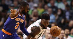 New York Knicks News Mix, 10/25/17: Courtney Lee, Tim Hardaway Jr. Sound Off After Celtics Loss