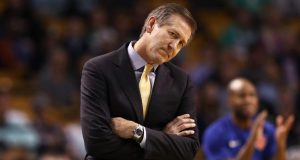 The New York Knicks Placed Jeff Hornacek In an Impossible Position 1