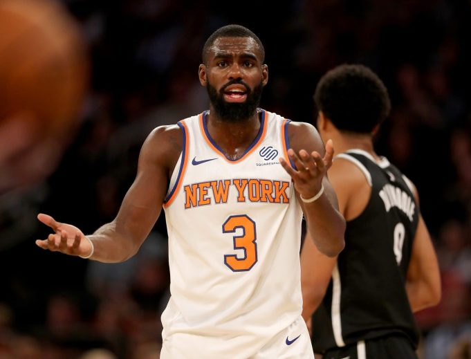 New York Knicks: What's Wrong with Tim Hardaway Jr? 1