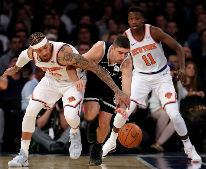 Brooklyn Nets News Beat, 10/28/17: Team Quotes From Tough Loss