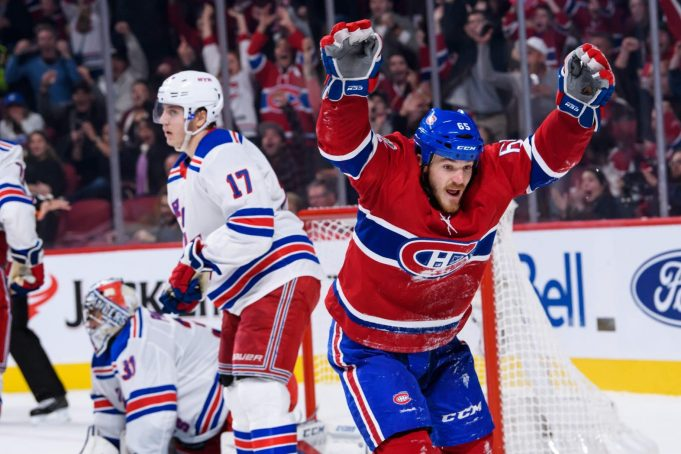New York Rangers Struggle Defensively Again, Fall to Canadiens, 5-4 (Highlights)