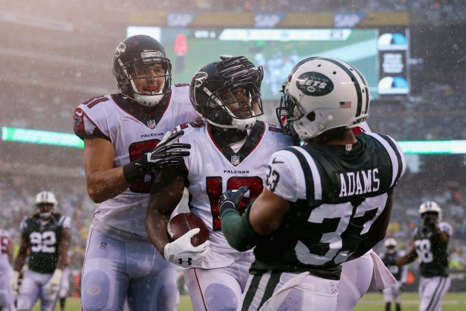 New York Jets Cough Up Another One, 25-20, to Atlanta Falcons (Highlights)
