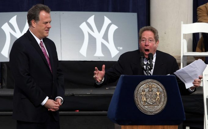 An Emotional John Sterling Calls Final Out of New York Yankees Game 5 Win on WFAN (Audio)