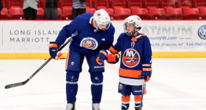 The New York Islanders Touched Countless Hearts With This Gesture