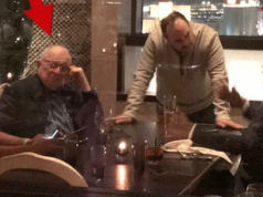 Back To The Future: O.J. Simpson Dines With Former Attorney F. Lee Bailey 2