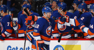 New York Islanders' Josh Bailey Makes His Case for Goal of the Year (Video)