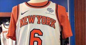 New York Knicks Reveal Sponsor Patch On Jerseys