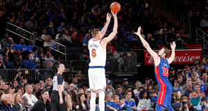 New York Knicks Blow 21-Point Lead, Fall to Pistons In Home Opener (Highlights)