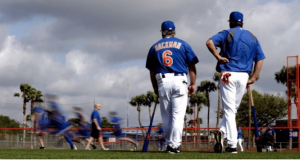 New York Mets Deny Wally Backman's Return Request (Report)