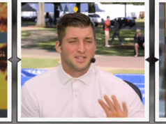 Tim Tebow Tells ESPN's Stephen A. Smith To Calm Down (Video) 2