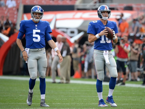 New York Giants: Time For the Davis Webb Experiment to Begin 1