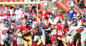 New York Giants 2017 Game Notes: Week 10 at San Francisco 49ers 2