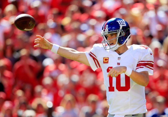 Game notes for Giants vs. Chiefs Week 11 matchup