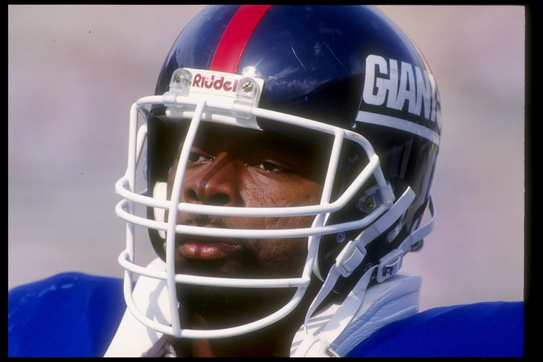 New York Giants Carl Banks Damon Harrison argue over Eli Manning