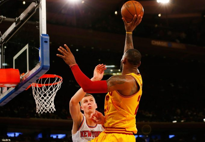 Bring it, LeBron: These Aren't Your Regularly Fragile New York Knicks