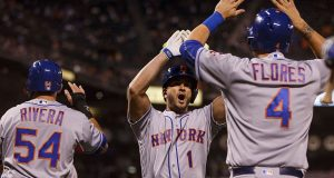 Can Wilmer Flores or T.J. Rivera legitimately fill a Mets hole?