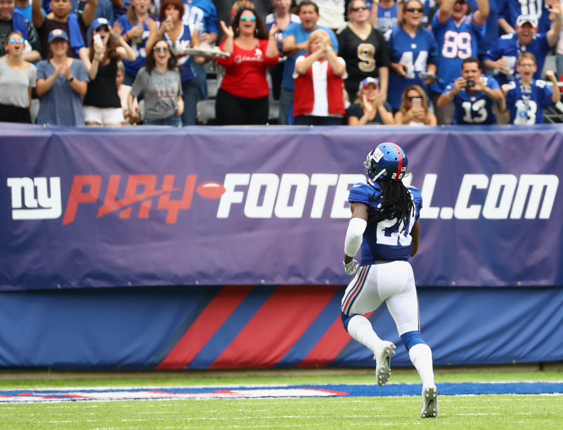 New York Giants Janoris Jenkins proves he s part of the problem