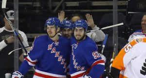 The New York Rangers KZB line needs more minutes