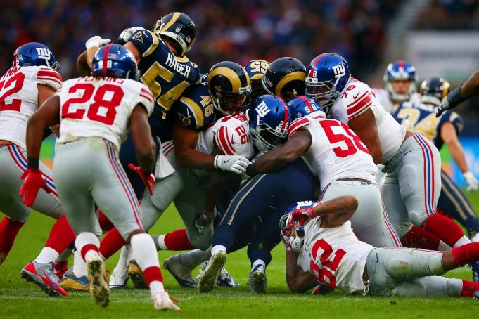 New York Giants 2017 Game Notes: Week 9 vs. Los Angeles Rams