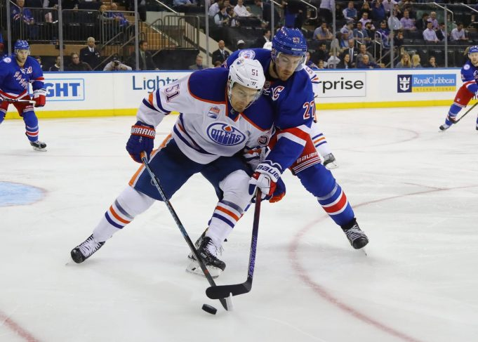 New York Rangers Report, 11/11/17: A MSG Matinee With Edmonton