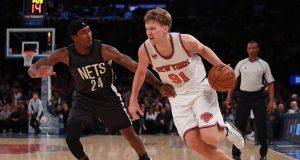 New York Knicks Waiving Mindaugas Kuzminskas To Make Room For Joakim Noah (Report)