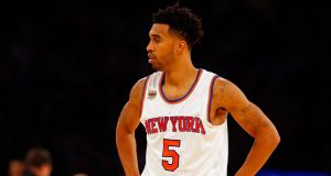 New York Knicks' Courtney Lee Is the Heart and Soul of the Defense (Film Room Video)