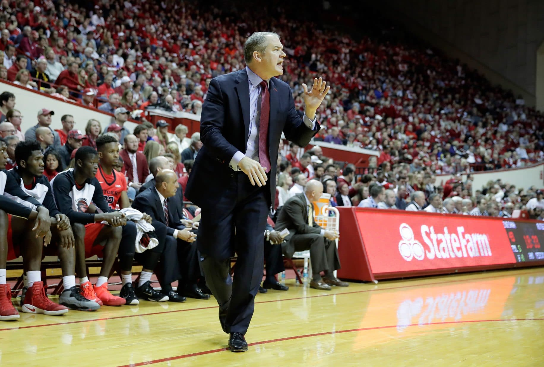 Metro College Basketball Preview: Rutgers Scarlet Knights 2