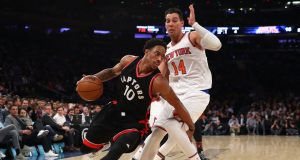 New York Knicks get reality check from Raptors (Highlights)