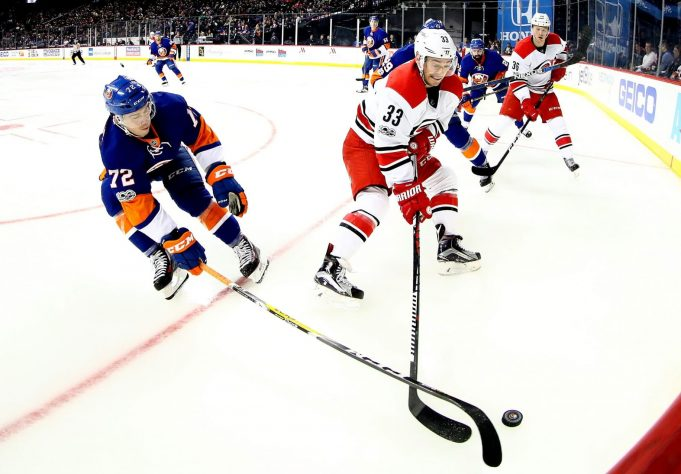 There's A Hurricane Comin' Through: Isles Look To Weather Storm in Brooklyn