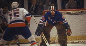 John Davidson New York Rangers