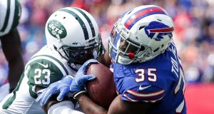 New York Jets 2017 Game Notes: Week 9  vs. Buffalo Bills