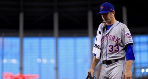 Mets' Mickey Callaway Doesn't Want the Dark Knight, he Wants Matt Harvey